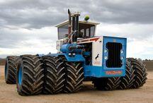 Tracteur Baldwin