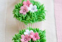 Adorno cupcake
