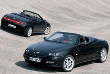 Alfa Romeo Sport Spider / Alfa Romeo Sport Spider