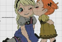 Cross Stitching / by Katie