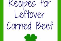 St. Patrick's Day / St. Patrick's Day themed crafts, foods, and themed pins