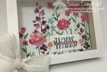 Stampin' Up! - Painted Petals