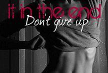 2012 fitness goals motivation / by Lynda Payne