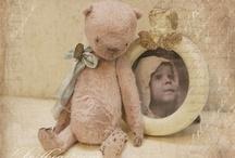 Teddy Bears and Soft Sculptures   / by Karen Jones