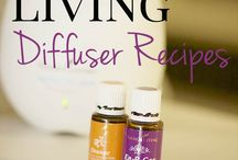 Diffuser Blends for Essential Oils / by Carrie Halpin-Singleton