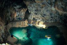 Décors nature cavernes