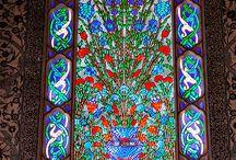 Oriental windows