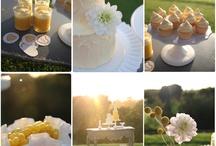 Wedding dessert tables / by Lauren Olsen