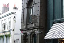 shops & bars