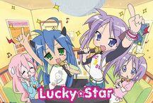 Lucky Star: otaku anime (my life)