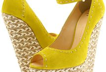 Addicted to wedges and platforms!!!