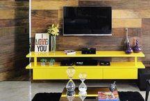 Home Theater - Sala de tv