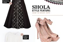 How to Style... / A lookbook of how we would style our shoes