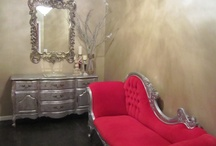Allys Silver Gilded Furniture for the Manor