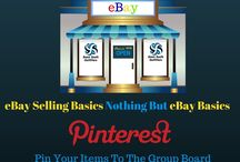 Group Board  eBay Selling Basics Nothing But eBay Basics / Group Board for eBay Basics Group. Share Products Of Any Type:  Custom Made Items, Jewelry, Fashion, Home Furnishings & Accessories, Collectables, Fashion, Toys, Sports & More