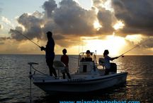 deep sea fishing charter Miami / Miami Charter Boat provide luxury charter Boats and yachts for fishing in Miami. The crew member of Miami charter boat are highly experienced and educated. Miami deep sea fishing charter is very enjoyable.