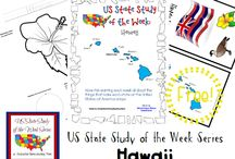 """Hawaiian Studies / Ideas for teaching """"Hawaiian Studies"""" to homeschoolers, including but not limited to Hawaiian language, history, culture, and traditions.  This board contains ideas for all ages."""
