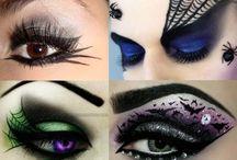 Maquillaje disfras