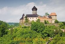 Výlety / hrady, zámky, turistika
