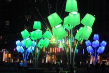 Dubai Festival of Lights / For the first time ever, Downtown Dubai in a new expression of art and light.