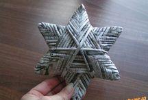 pleteni z papíru
