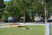 Around the Campground / Pictures taken around Davis Lakes Campground.