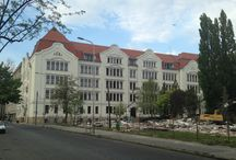 Bontás / 2015.03.25 - 05.11. közt a terület felépítményeit elbontják