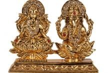 Buy Ganesha Laxmi Statue / Send online Laxmi Ganesh Gifts to India at Best Price with free shipping delivery across India through https://www.pujashoppe.com/