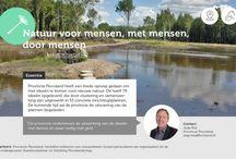Natuurvisies - natuur & biodiversiteit / Een gezonde natuur is belangrijk voor maatschappelijk welzijn en voor de economie. Daarom wil de overheid de Nederlandse natuur behouden en versterken. Wereldwijd verslechtert de biodiversiteit. Het aantal verschillende soorten dieren, planten en micro-organismen neemt af. De overheid wil daarom de biodiversiteit nationaal en internationaal behouden en duurzaam gebruiken. https://www.pinterest.com/Natuurvisies/ #nature #biodiversity #government