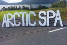 Arctic Race / Ting vil laga til ARN