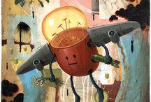 Jeff Soto / Painting