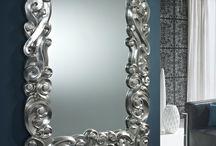 Miroirs de décoration murale / Superbes miroirs design et classiques à découvrir dans la boutique Eden deco.