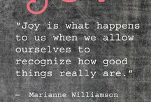 Joy Everlasting / Dedicated to all the joy there is in the world.