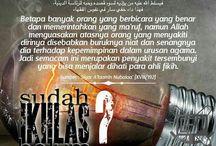 Tazkiyatun Nufus (Penyucian Jiwa) / Mari sebarkan dakwah sunnah dan meraih pahala. Ayo di-share ke kerabat dan sahabat terdekat..! Ikuti kami selengkapnya di: WhatsApp: +61 (450) 134 878 (silakan mendaftar terlebih dahulu) Website: http://nasihatsahabat.com/ Email: nasihatsahabatcom@gmail.com Facebook: https://www.facebook.com/nasihatsahabatcom/ Instagram: NasihatSahabatCom Telegram: https://t.me/nasihatsahabat Pinterest: https://id.pinterest.com/nasihatsahabat