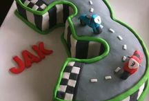 Twins 3rd birthday cake ideas