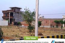 Free Hold Plots in Lucknow
