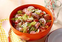 Recipes to Try - Salads