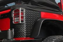 Jeep Skid Plates, Jeep Rocker Guards, Jeep Light Guards for CJ and Wrangler / Protect your Jeeps body and chassis with armor and protection products like skid plates, side rocker panels, light guards and side steps. Quality name brands like Rock Hard 4x4, Rugged Ridge and RT-Offroad products.