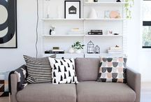 Home - Living room / by Duda Antunes