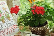 ✿.¸.´ Gifs (Flowers &more )