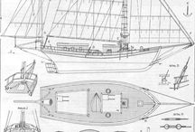 bouwtekeningen boten