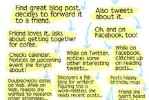 Social Media Fun / Funny things about Social Media