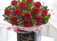 Valentine's Day Flowers / Valentine's Day Flowers
