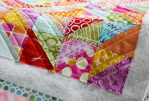Quilt / patterns/design, colors / by Nicole Livingston