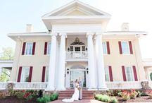 A Classic Lynchburg Wedding At The Bedford Columns Wedding