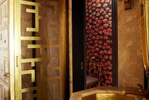 INTERIORS: Bathrooms & Powder Rooms