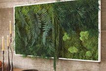 Living wall H2O / www.savethedates.ca