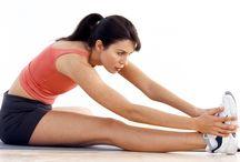 Cvičení + Stretching