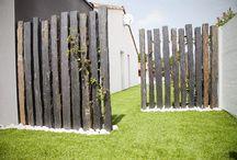 Płot-ogrodzenie