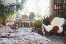 Bohemian Interiors / by Peggy Flippo